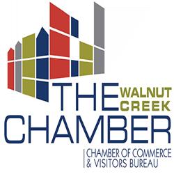 Transparent Walnut Creek Chamber Logo